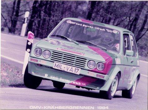 Krähbergrennen 1984 - Jürgen Abb
