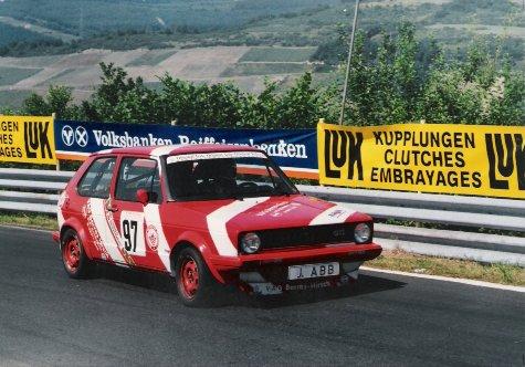 Trier 1986 - Jürgen Abb