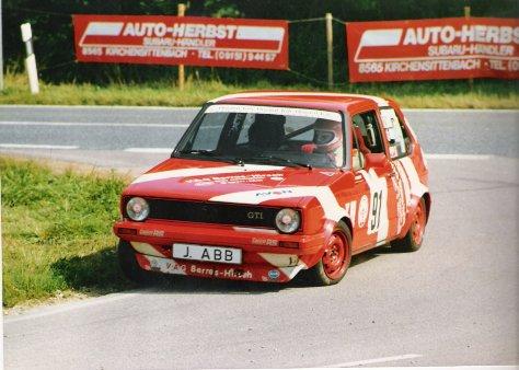 Happurg 1987 - Jürgen Abb