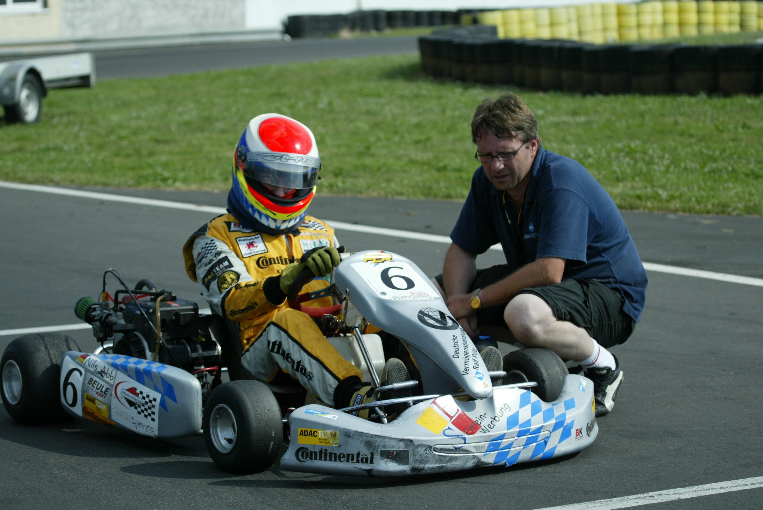 Oppenrod 2006 - Nils und Jürgen Abb